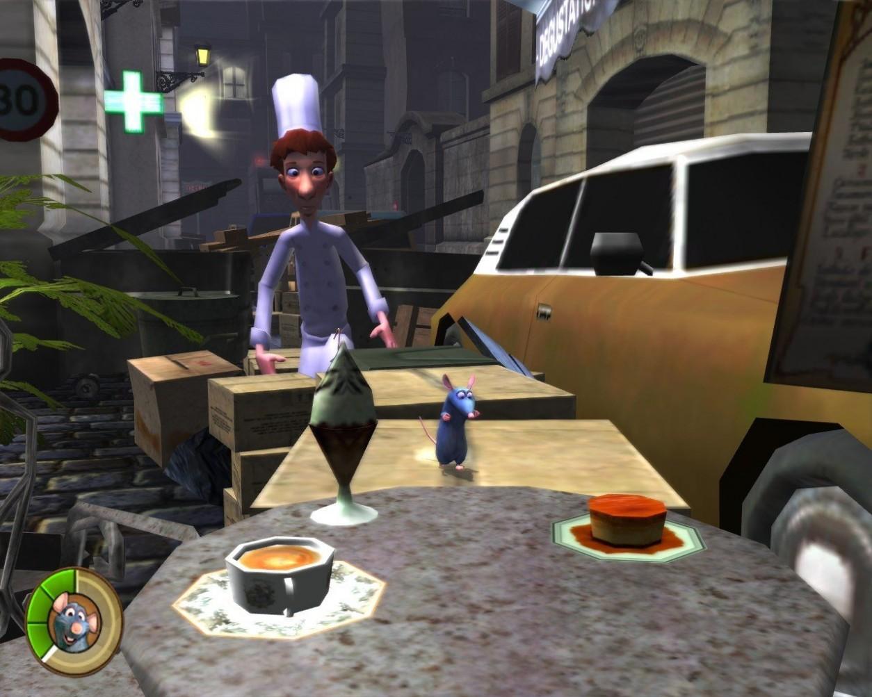 Ratatouille PC Game Play