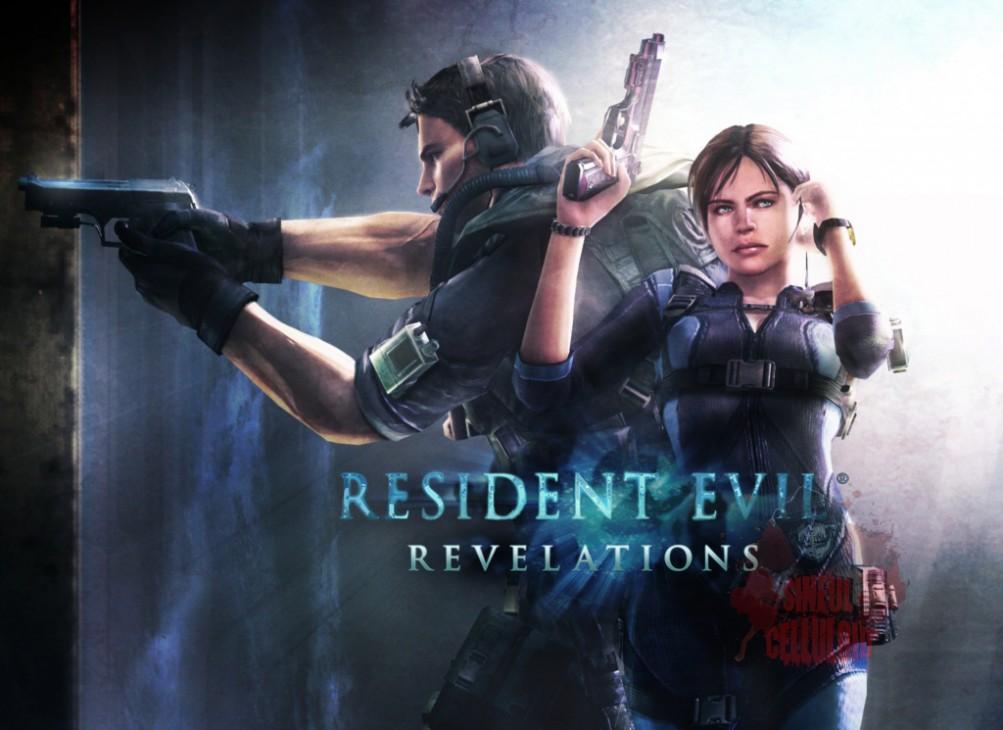 Resident Evil Revelations logo