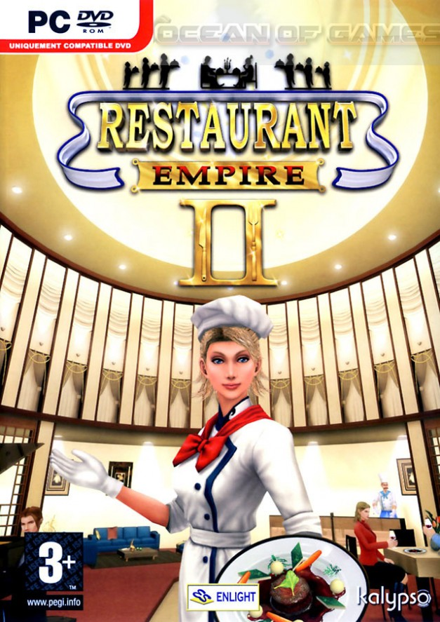 Restaurant Empire 2 Setup Free Download