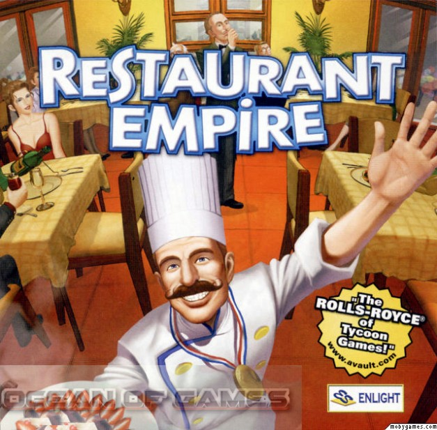 Restaurant Empire Setup Download For Free