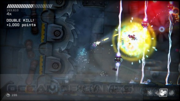 RIVE Challenges and Battle Arenas Download For Free