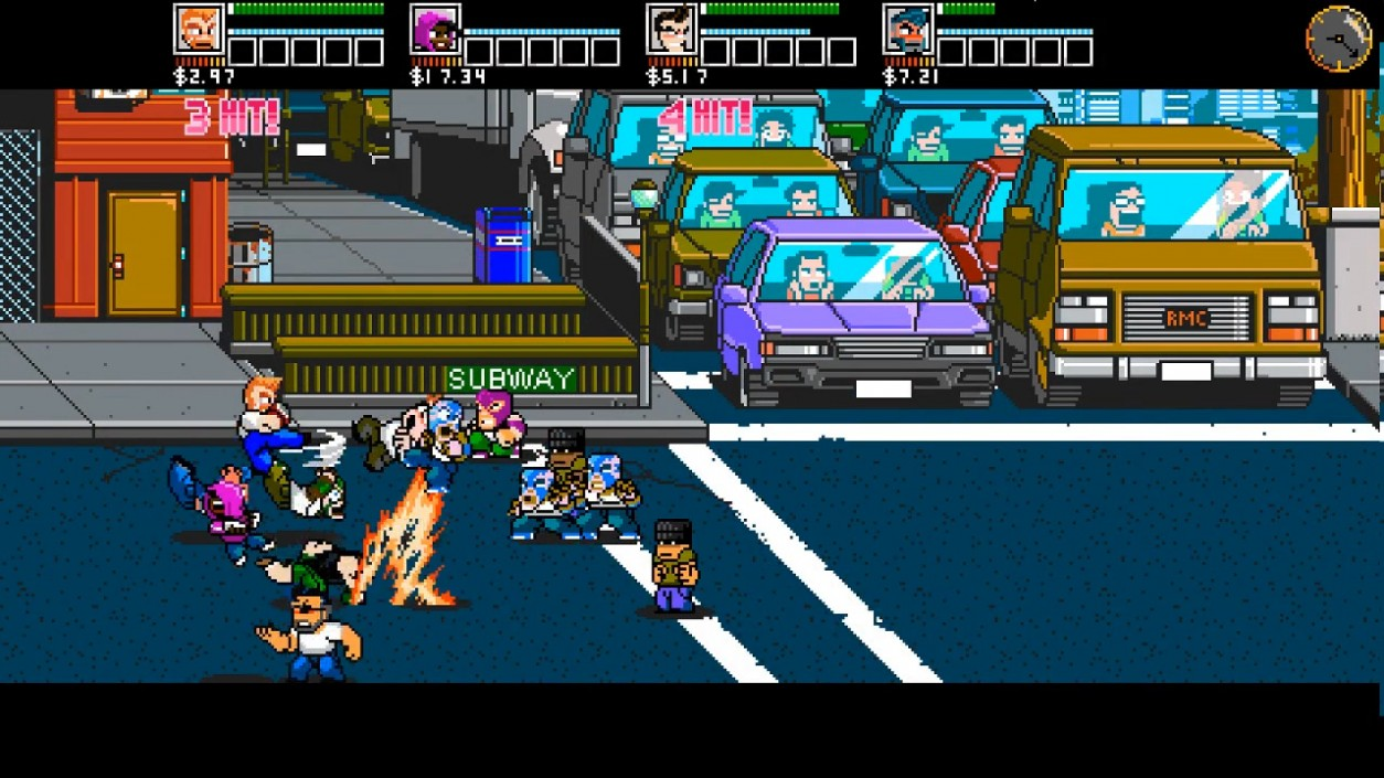 River City Ransom Underground Download For Free