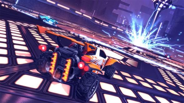 Rocket League Hot Wheels Triple Threat DLC Free Download