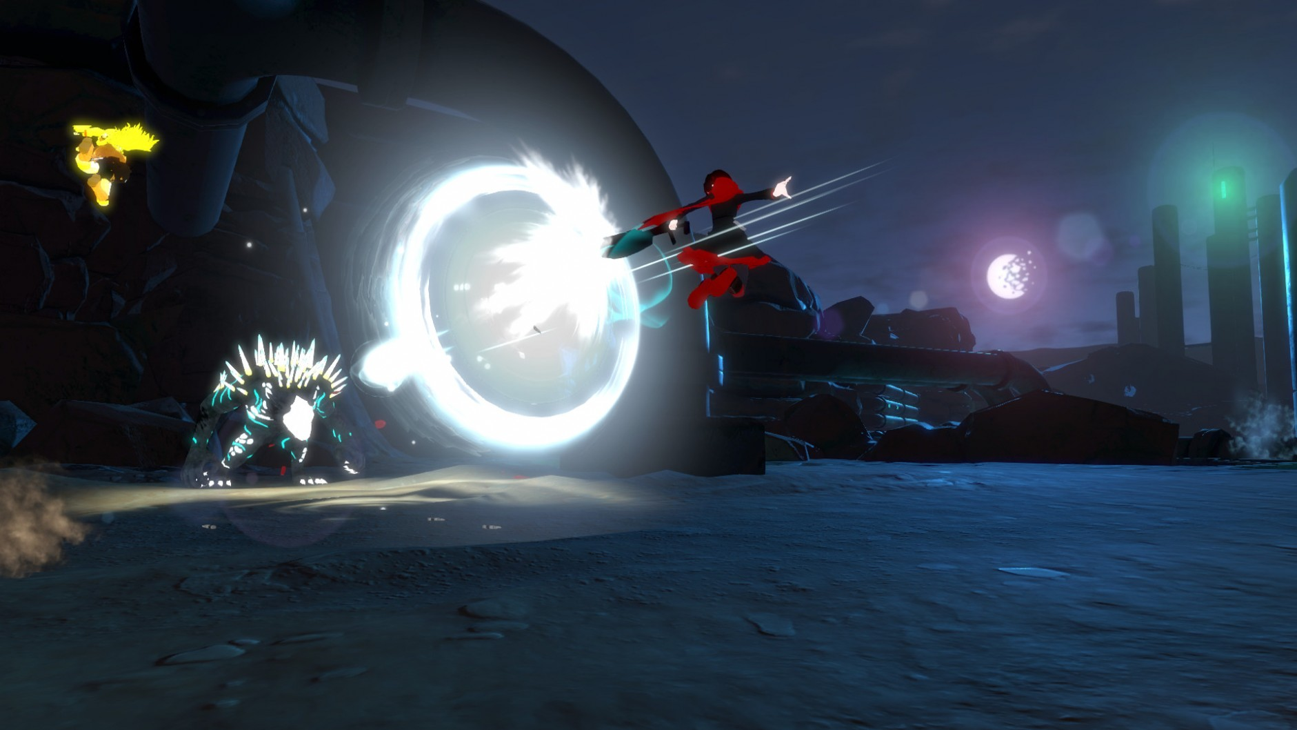 RWBY Grimm Eclipse Setup Free Download