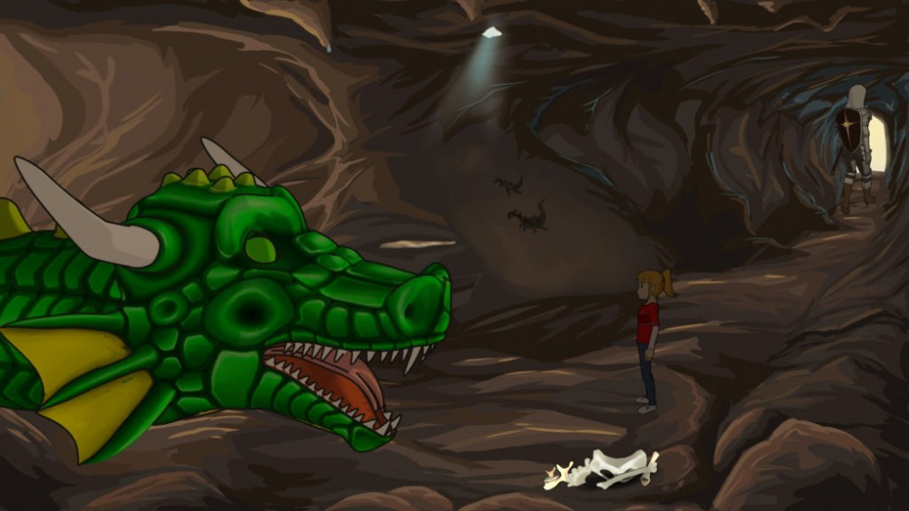 Sandra and Woo in the Cursed Adventure Free Download