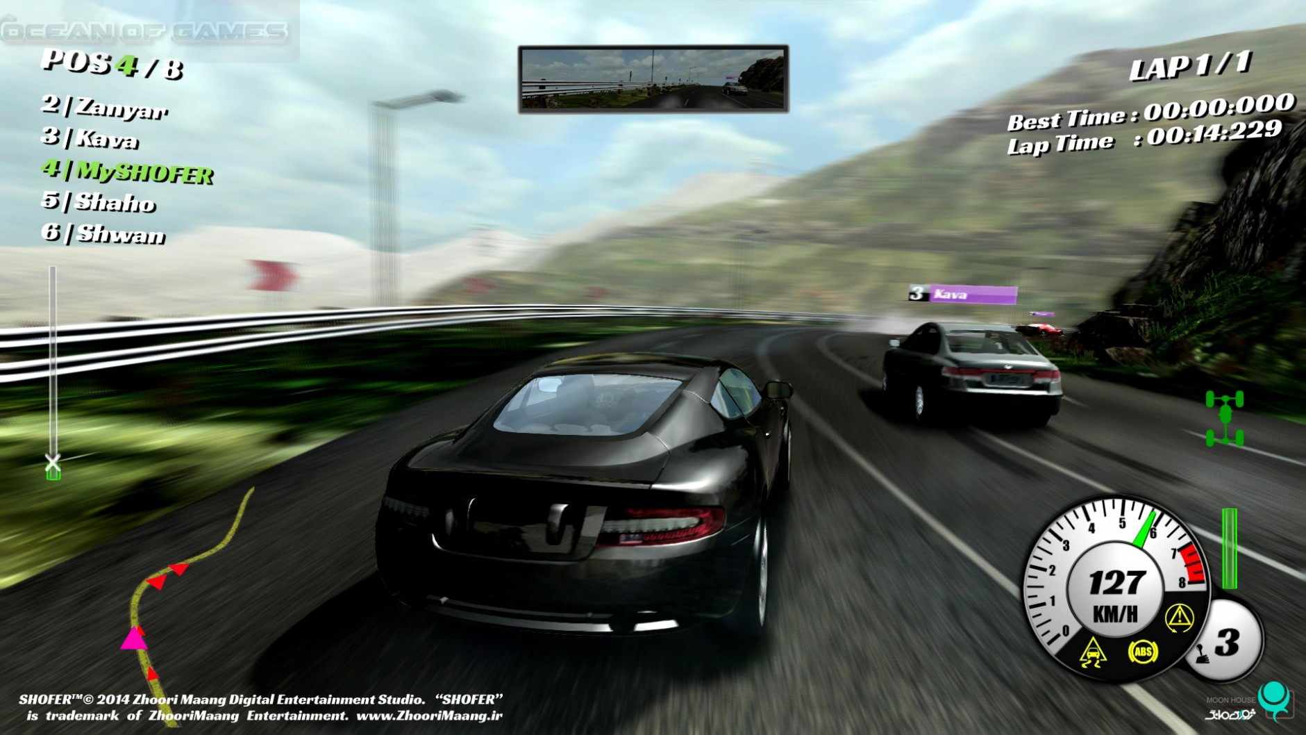 SHOFER Race Driver Download For Free