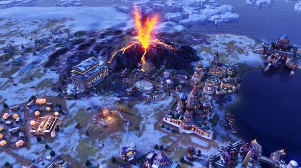 Sid Meiers Civilization VI Gathering Storm Free Download