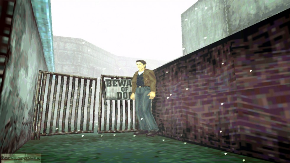 Silent Hill 1 Features