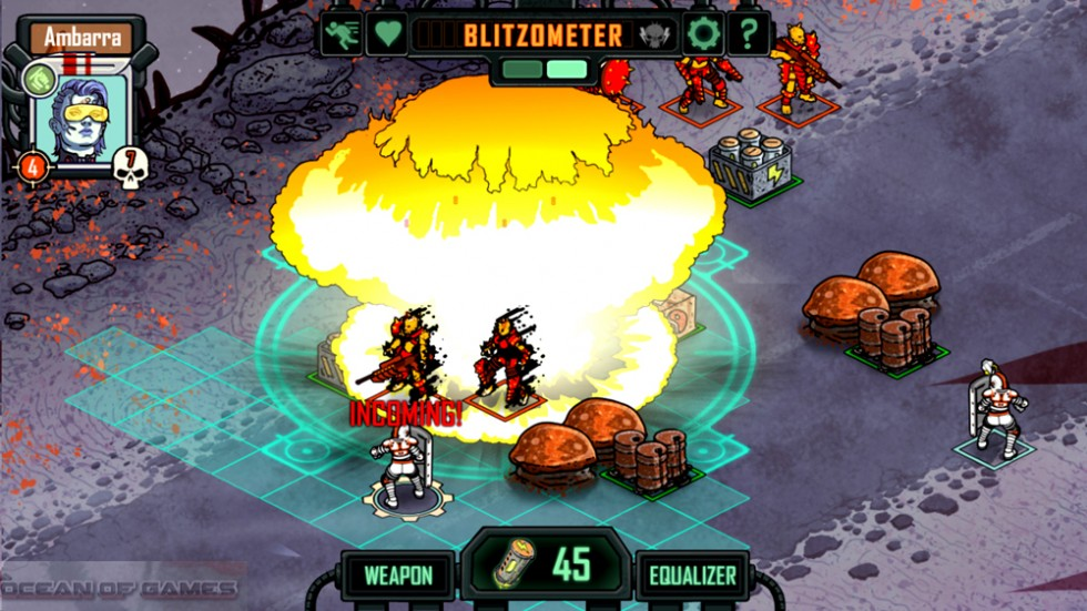 Skyshines Bedlam Features