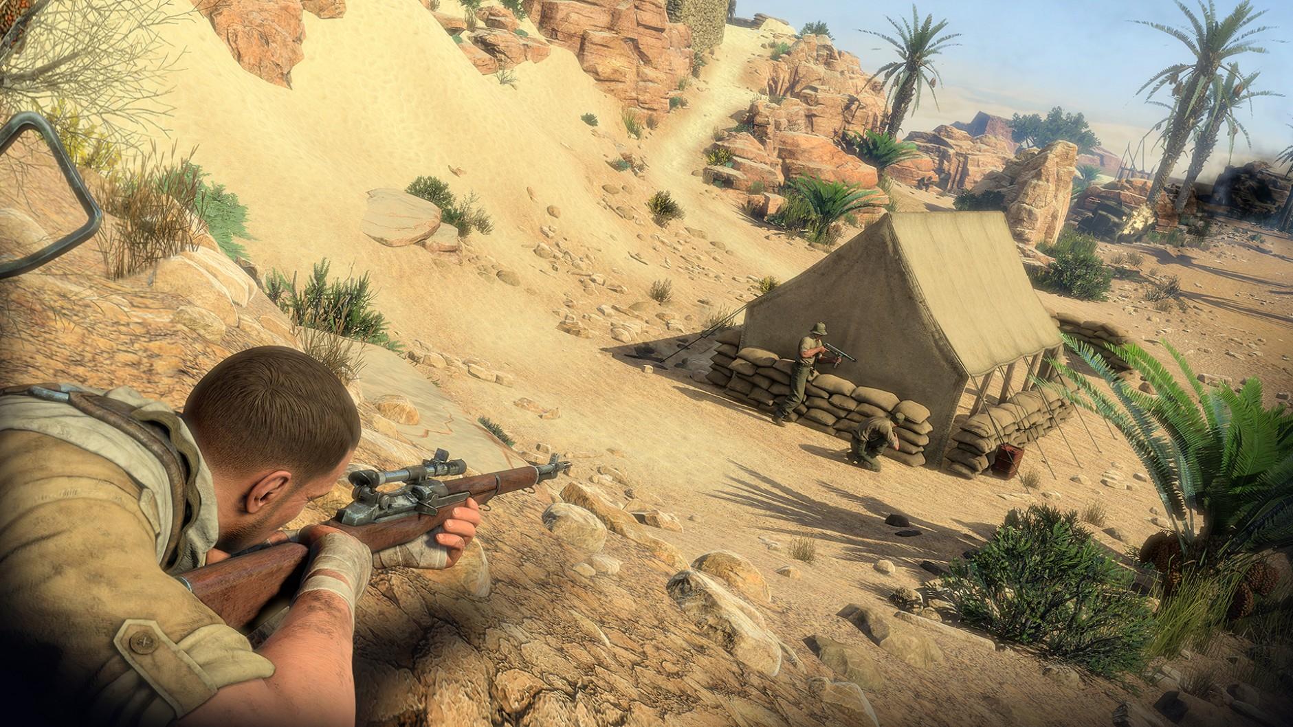 Sniper Elite 3 free