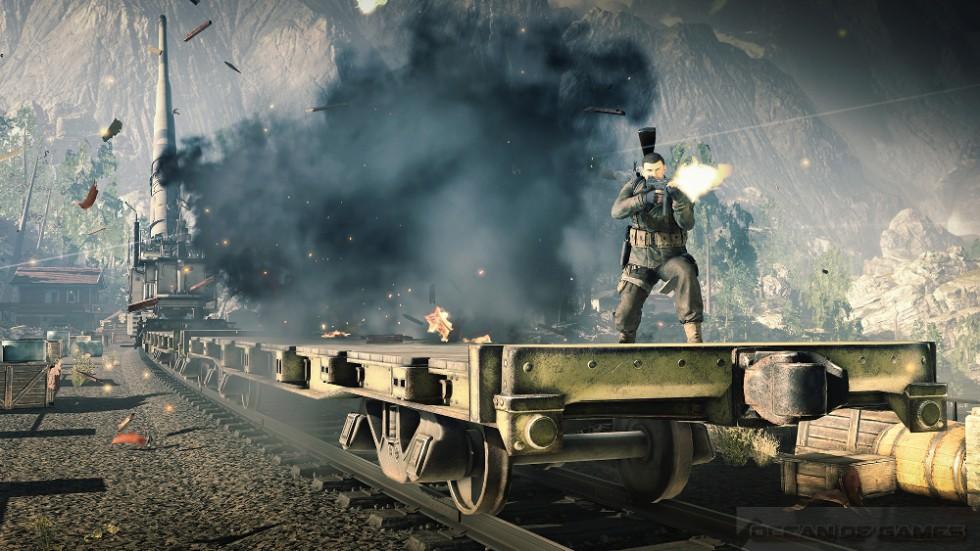 Sniper Elite 4 Setup Free Download
