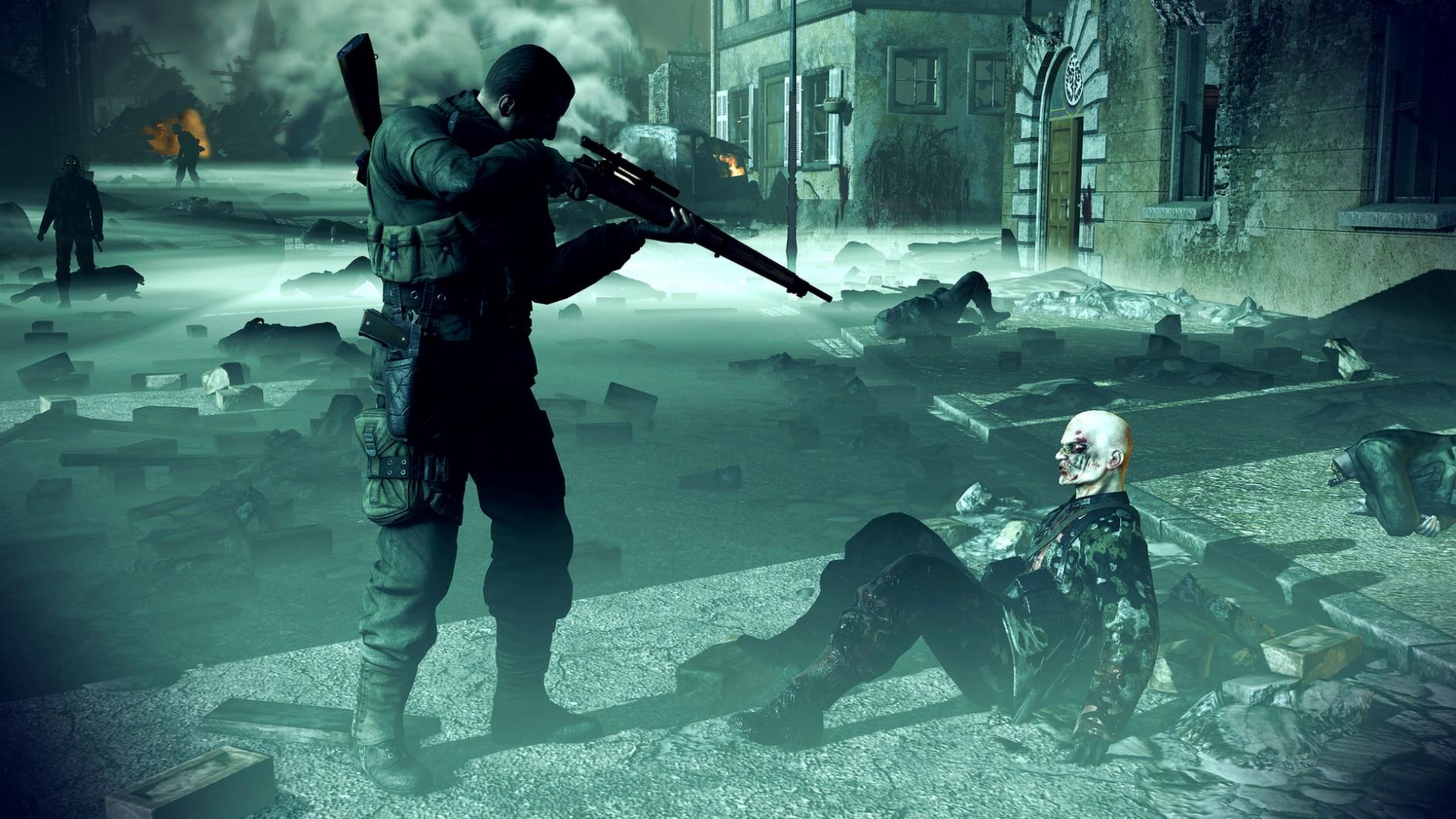 Sniper Elite Nazi Zombie Army  Download