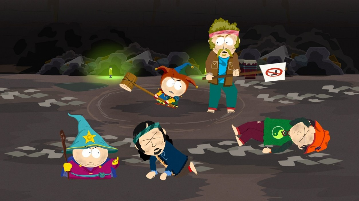South Park Stick Of The Truth Game For Windows