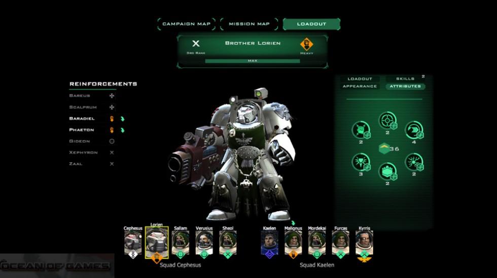 Space Hulk Ascension Dark Angels Download For Free