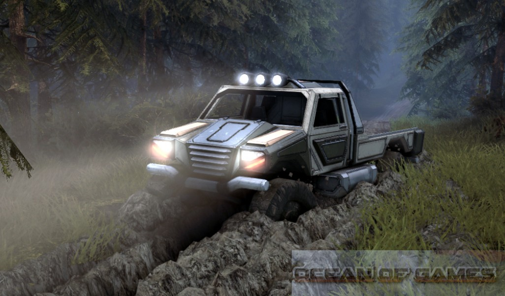 SpinTires Download For Free