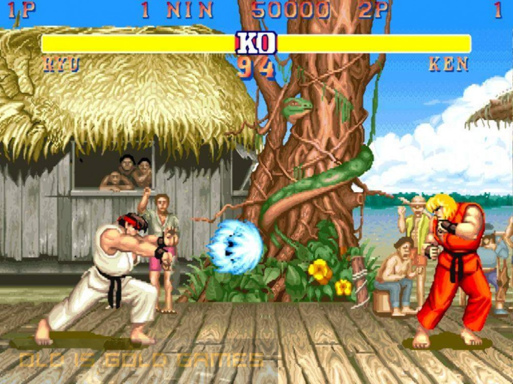 Street Fighter II Setup Free Download