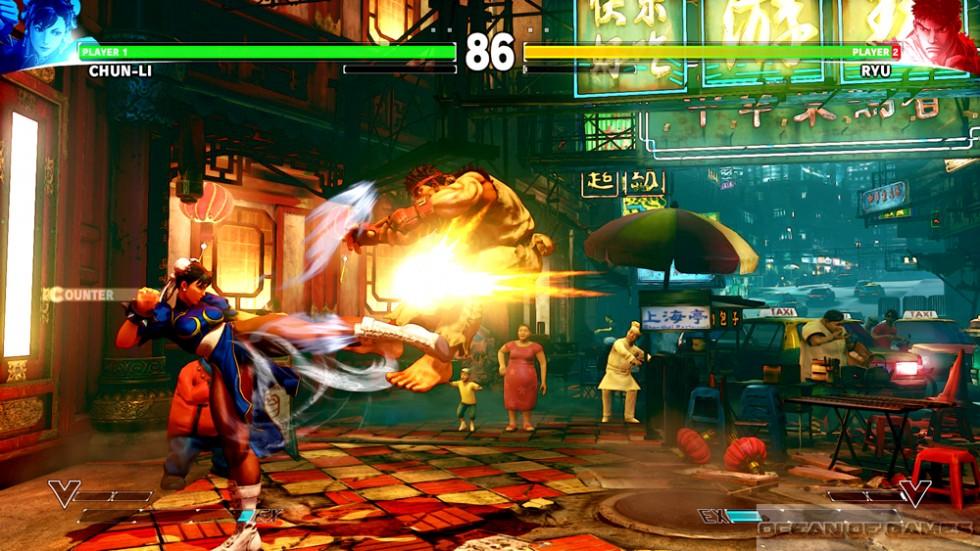 Street Fighter V Download Free