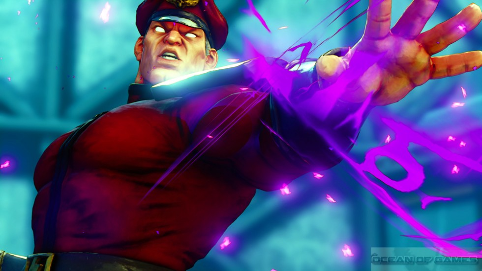 Street Fighter V Features