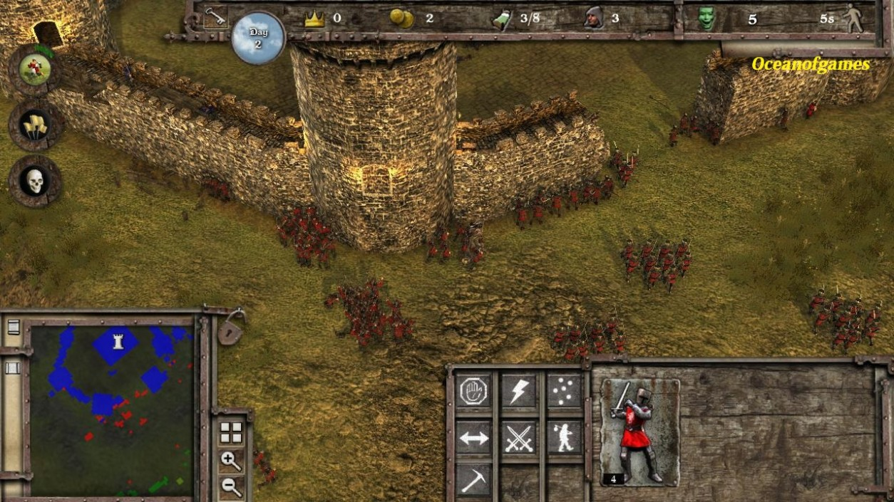 Stronghold 3 Free Game