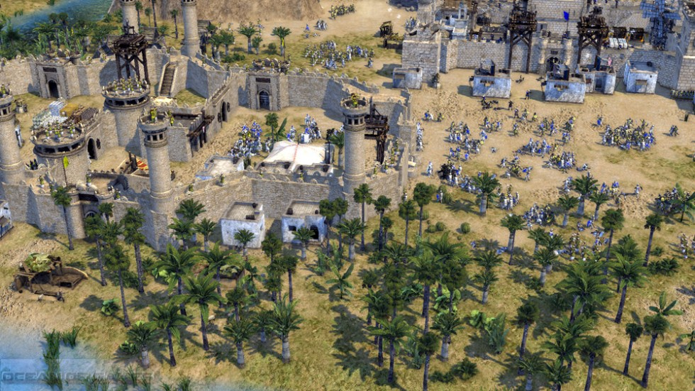 Stronghold Crusader 2 The Templar and The Duke Download For Free