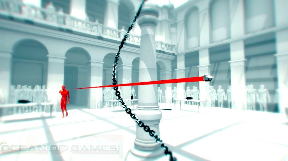 SUPERHOT Beta Version Features