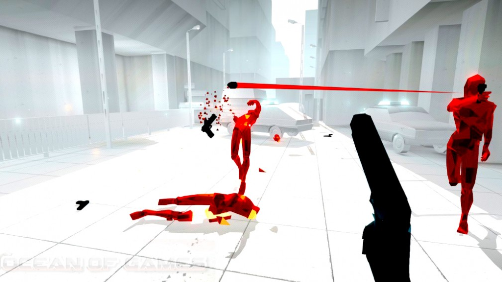 SUPERHOT Beta Version Setup Free Download