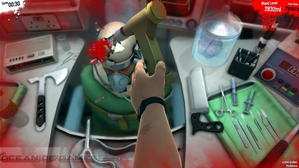 Surgeon Simulator 2013 Features