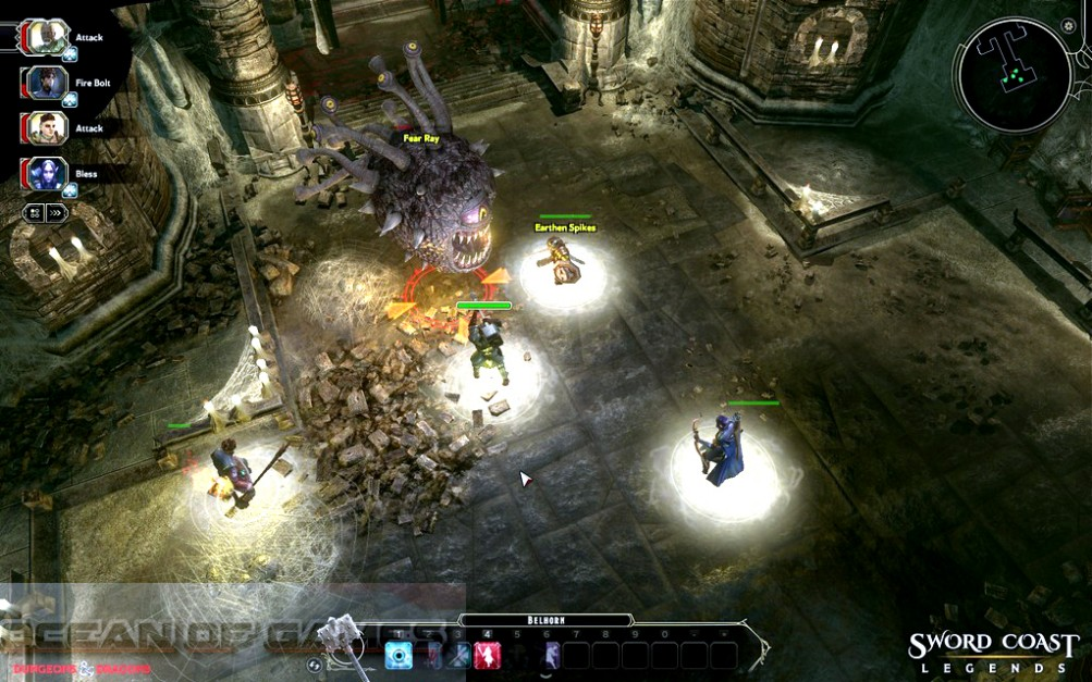 Sword Coast Legends Rage of Demons Features