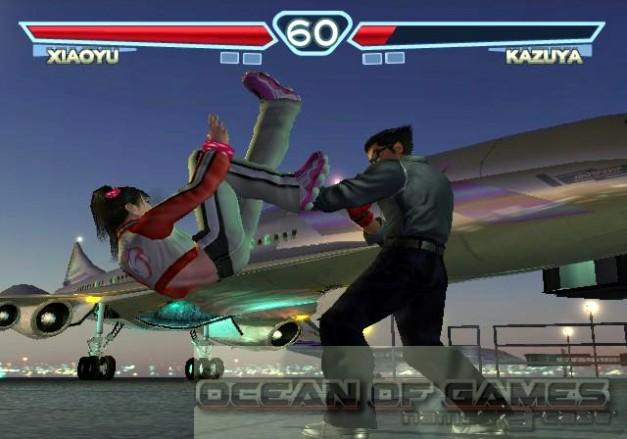 Tekken 4 Features