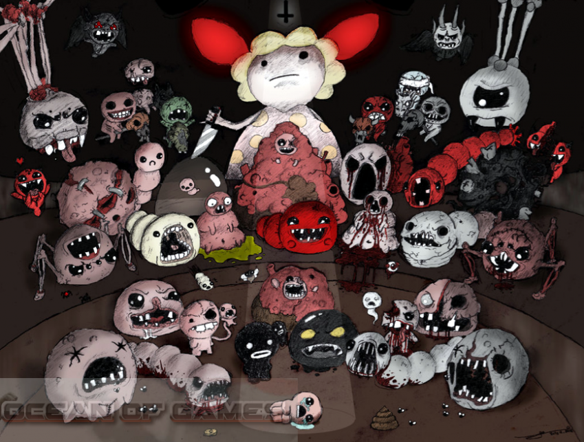 The Binding of Isaac Rebirth Setup Free Download