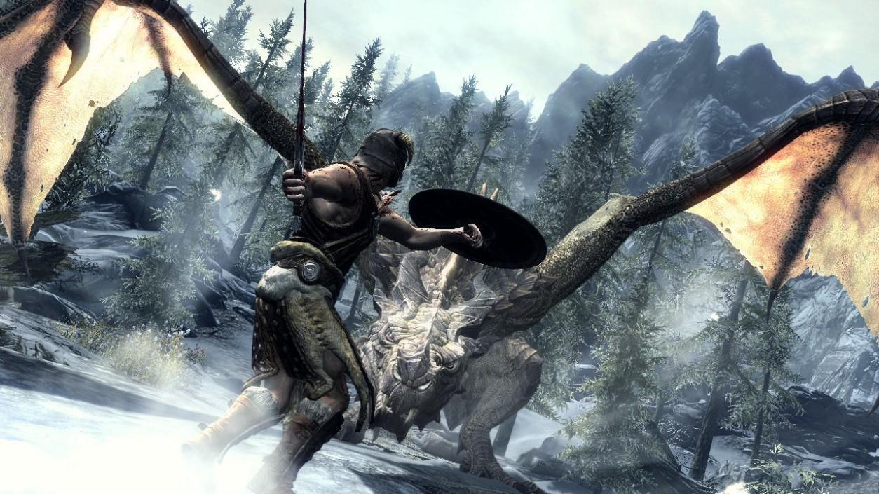 The Elder Scrolls V Skyrim Legendary Edition Setup Free Download