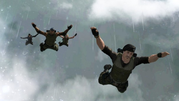 The Expendables 2 PC Game