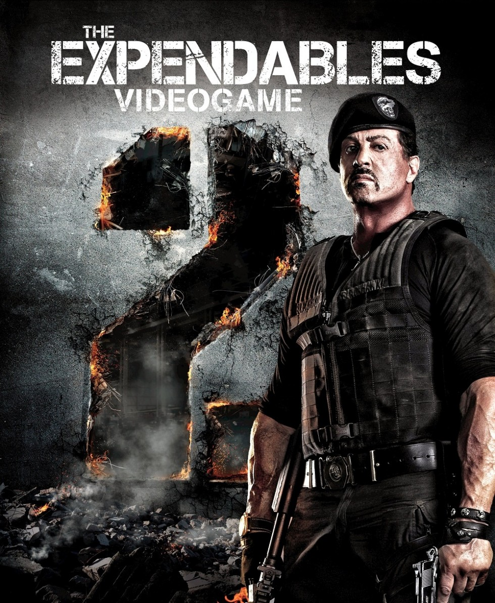 The Expendables 2 Video Game Free Download