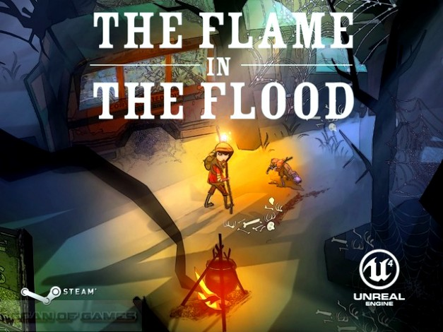 The Flame in the Flood Free Download