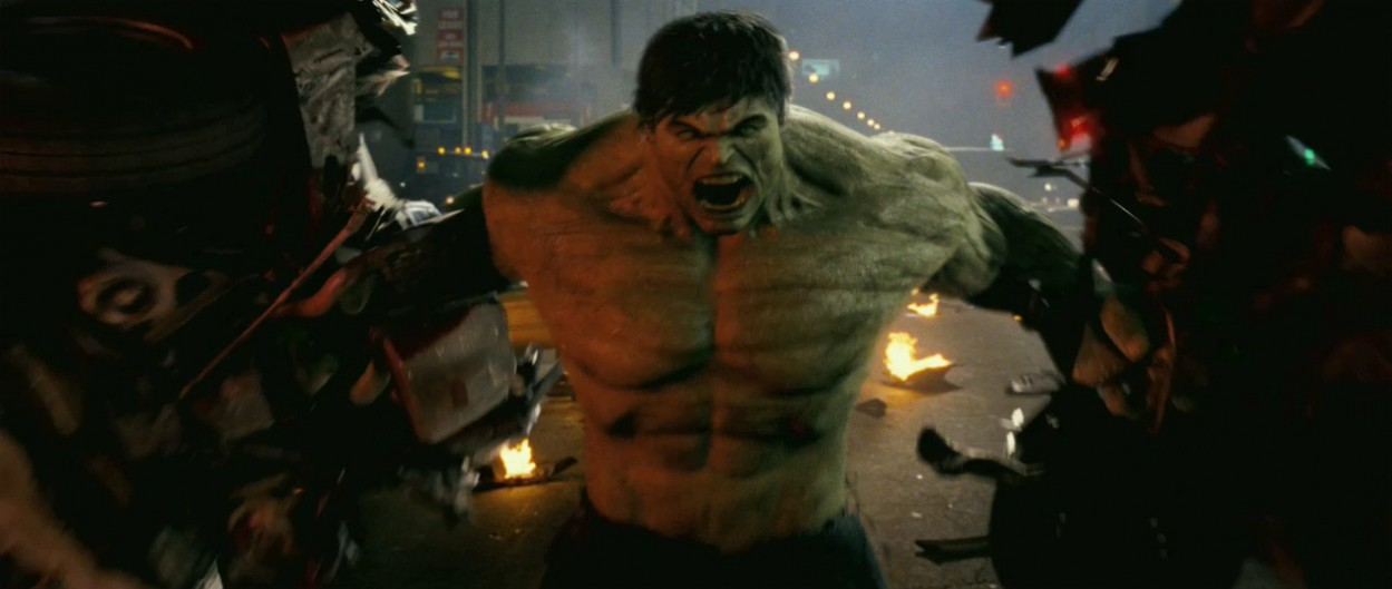 The incredible Hulk PC Version