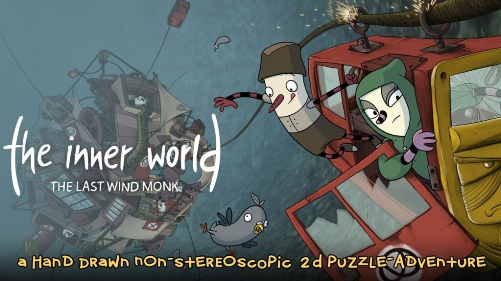 The Inner World The Last Wind Monk Free Download