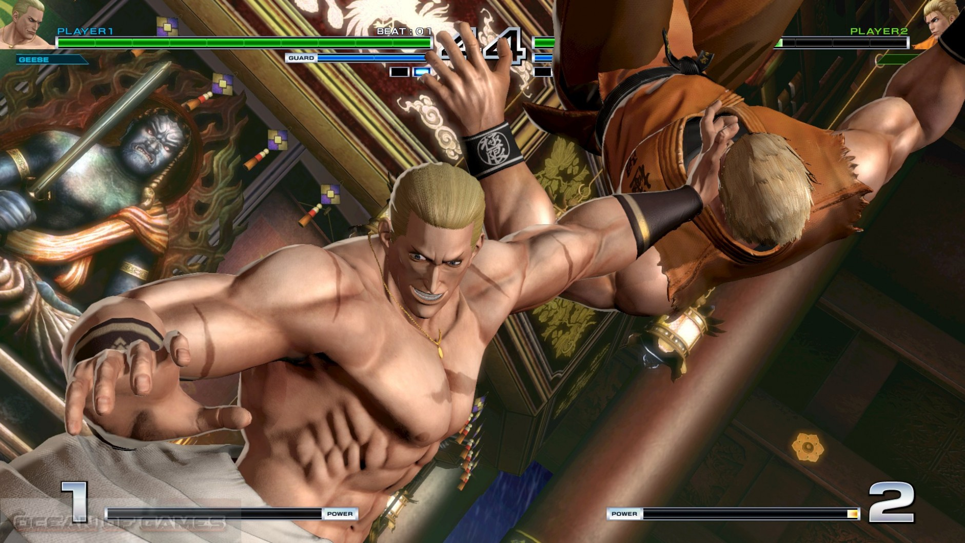 THE KING OF FIGHTERS XIV Features