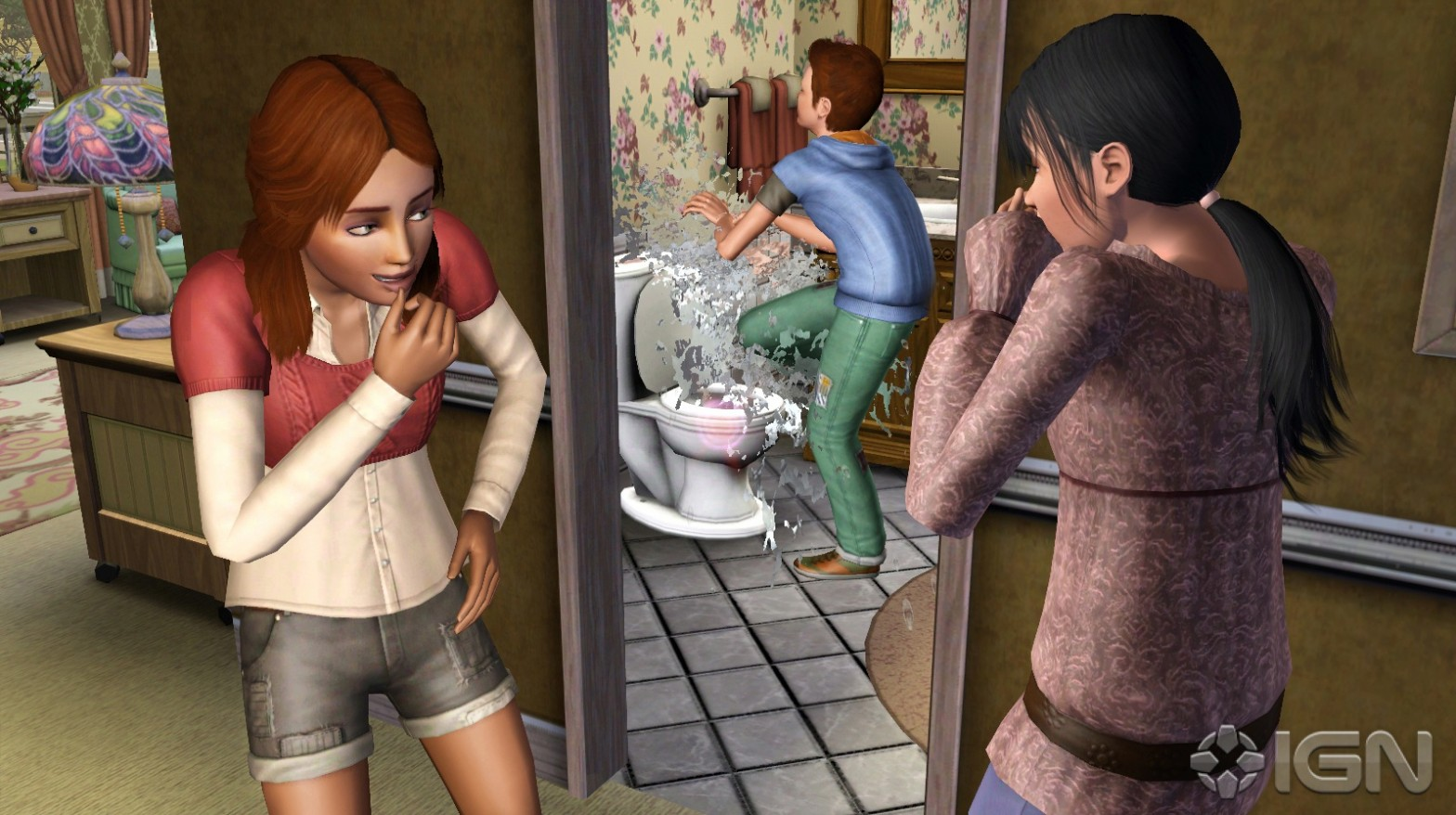 The Sims 3 Generations Free PC Game Setup