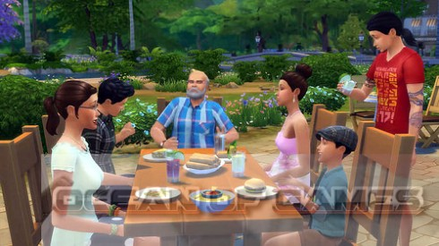 The Sims 4 Setup Free Download