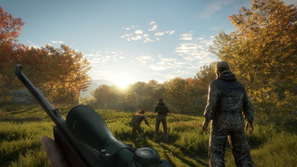 TheHunter Call of the Wild 2019 Edition Free Download