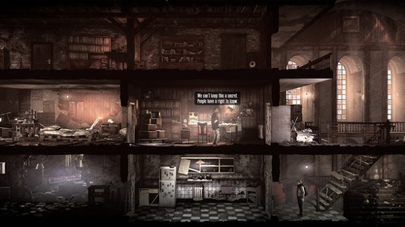 This War of Mine Stories The Last Broadcast Free Download