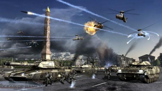 Tom Clancy Endwar Features