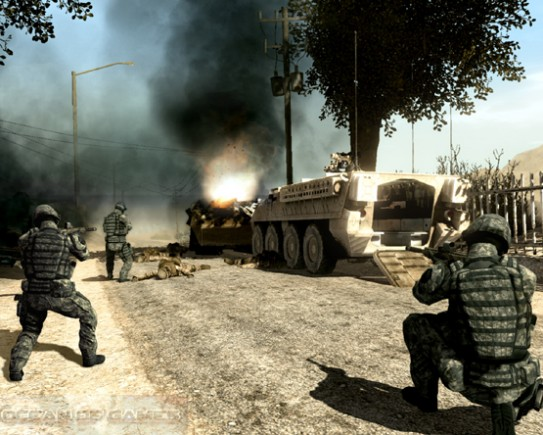 Tom Clancy Ghost Recon Advanced War Fighter 2 Features