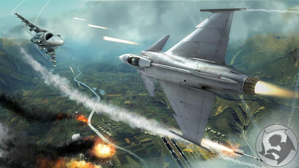 Tom Clancy's H.A.W.X 2 Free Setup