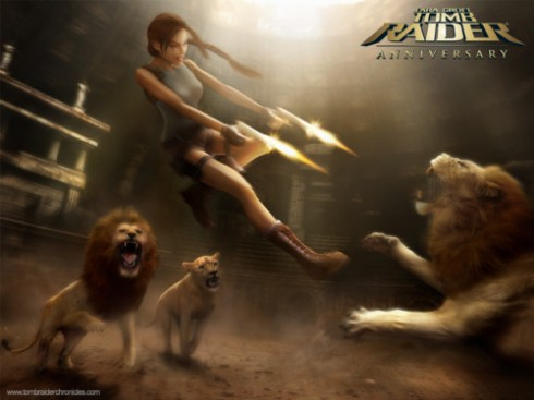 Tomb Raider Anniversary Free Game Play