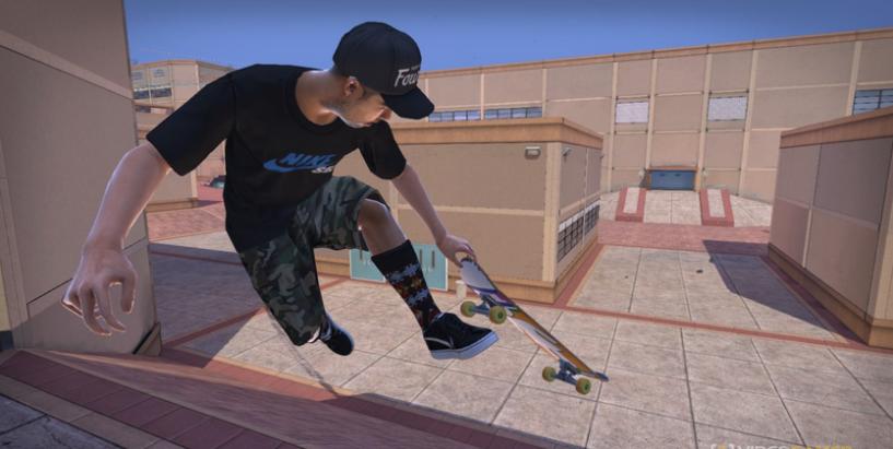 Tony Hawk Pro Skater Hd Free Download PC Game