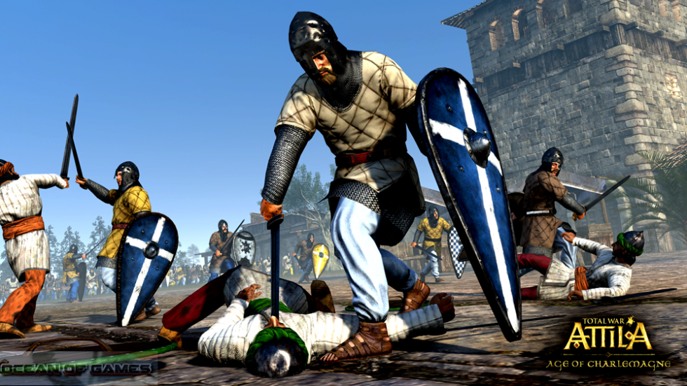 Total War ATTILA Age of Charlemagne Features