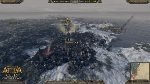 Total War Attila With DLC Free Download