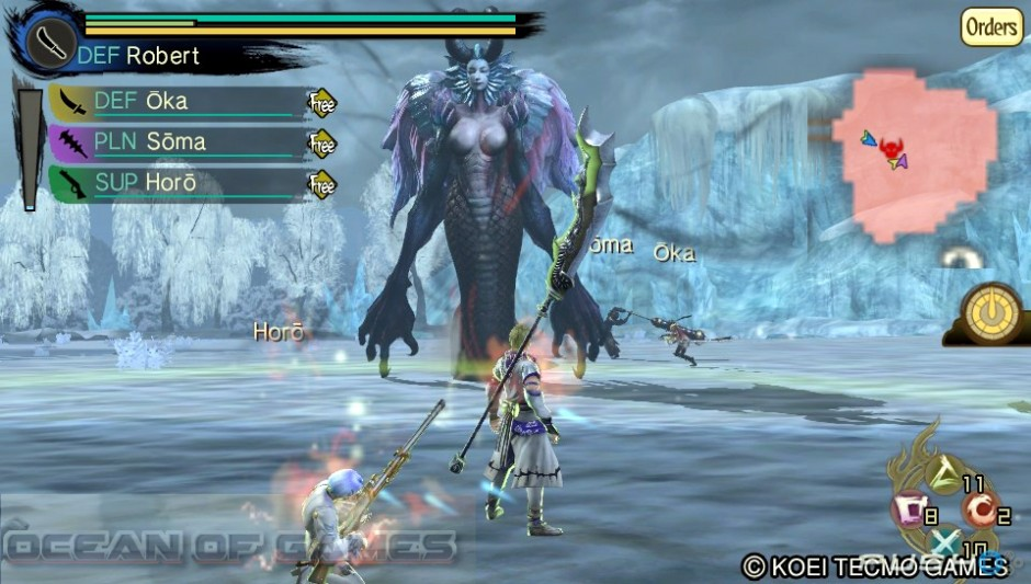 Toukiden Kiwami Setup Free Download