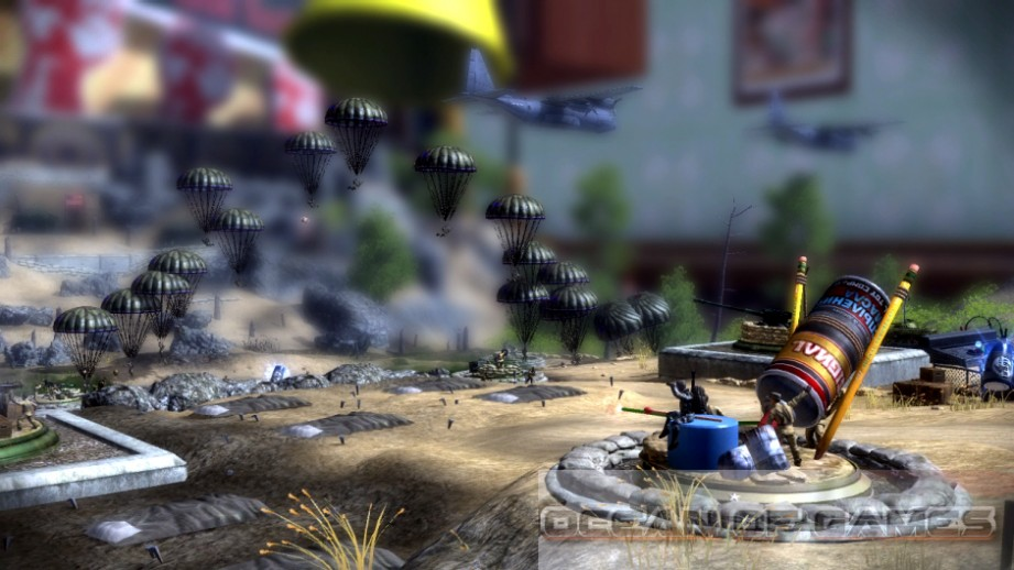 Toy Soldiers Complete Setup Free Download